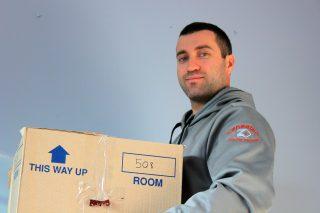 Edmonton moving company